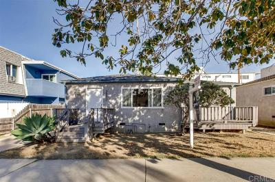 San Diego Multi Family 2-4 For Sale: 3971 Honeycutt St