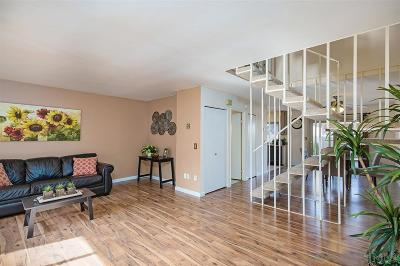 Chula Vista Townhouse For Sale: 1547 Sonora Dr #217