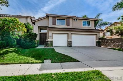 Otay Ranch Single Family Home For Sale: 1250 Marysville Ave