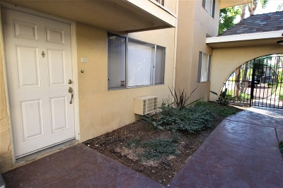 El Cajon Attached For Sale: 471 Ballantyne St #48