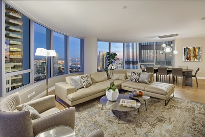 San Diego Attached For Sale: 888 W E Street #3304