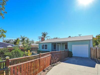 Single Family Home Pending: 6971 Mount Vernon