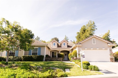 Single Family Home For Sale: 2191 Berwick Woods