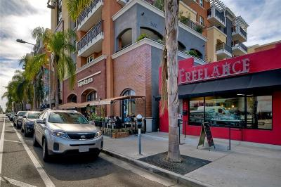 San Diego Attached For Sale: 3650 5th Ave #315