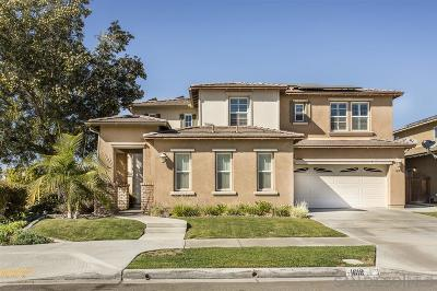 Chula Vista CA Single Family Home For Sale: $669,000