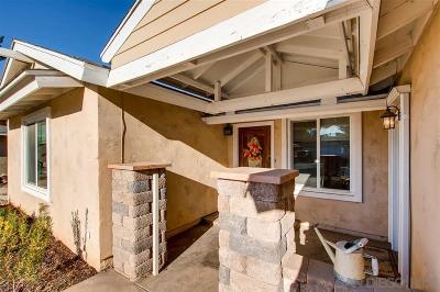 Escondido CA Single Family Home For Sale: $490,000