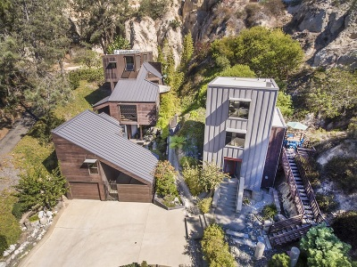 Del Mar Single Family Home For Sale: 13069 Via Latina