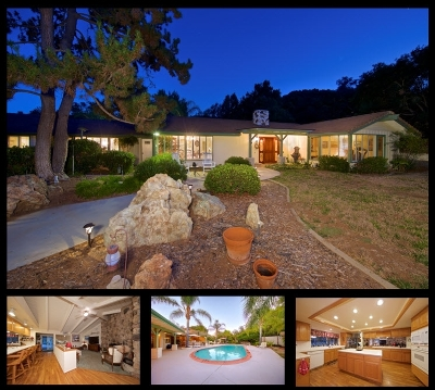 Fallbrook Single Family Home For Sale: 1777 Tecalote Dr