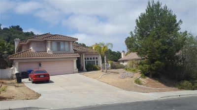 Bonita Single Family Home For Sale: 1436 Country Vistas Ln