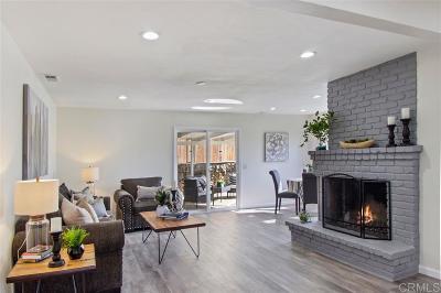 Escondido Single Family Home For Sale: 1720 Tamarme Terrace