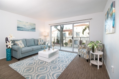 San Diego Attached For Sale: 3815 3rd Ave #23