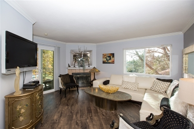 Attached For Sale: 7455 Charmant Dr #1812