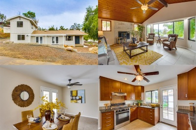 Single Family Home For Sale: 11519 Rocky Ln