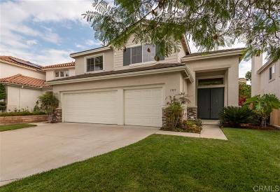 San Diego Single Family Home For Sale: 11019 Cedarcrest Way