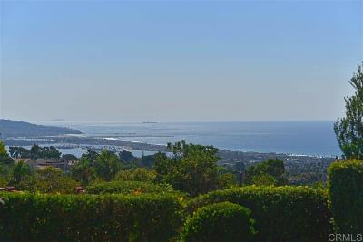 La Jolla Single Family Home For Sale: 2371 Bahia Dr