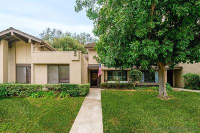 San Diego CA Townhouse For Sale: $560,000