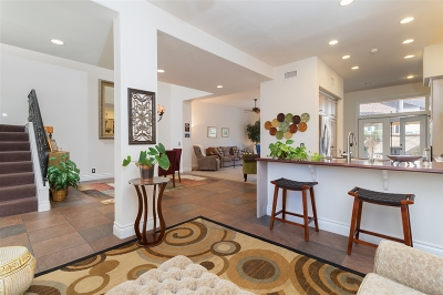 Rancho Santa Fe Townhouse For Sale: 3715 Paseo Vista Famosa