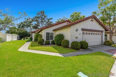 Rancho Bernardo, San Diego Single Family Home For Sale: 12719 Rueda Acayan