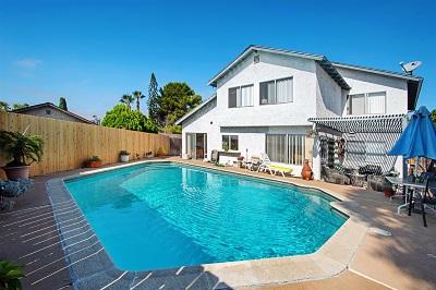 Tierrasanta Single Family Home For Sale: 5615 Antigua Blvd