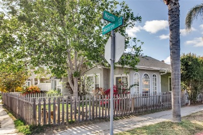 North Park, University Heights Multi Family 2-4 For Sale: 1646 Monroe