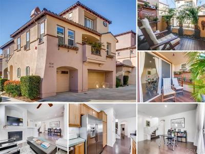 San Marcos Attached For Sale: 1218 Highbluff Avenue