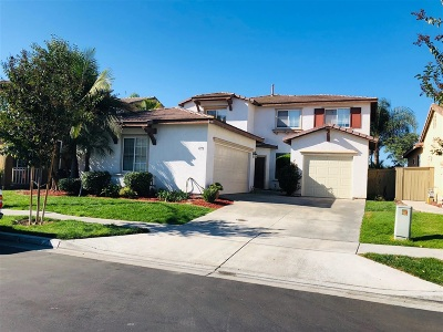 Otay Ranch Single Family Home For Sale: 1272 Santa Lucia Rd