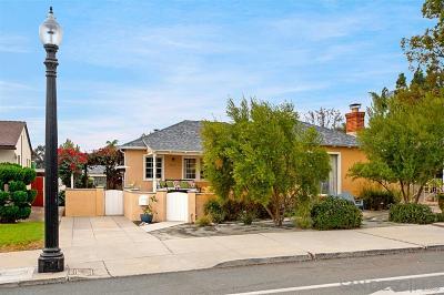 Talmadge, Talmadge/College Area Single Family Home For Sale: 4554 Euclid Avenue