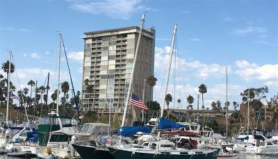 Oceanside Attached For Sale: 1200 Harbor Dr N #1B