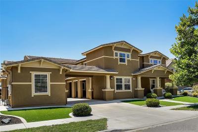Escondido Single Family Home For Sale: 3227 Katharine Drive