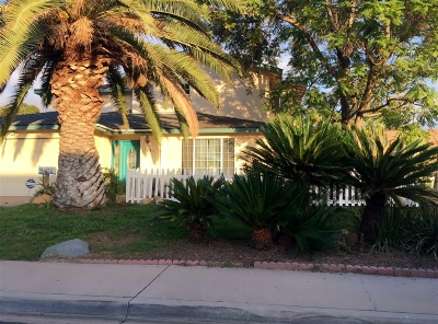 Santee Single Family Home For Sale: 10143 Carreta Dr