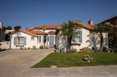 Carlsbad Single Family Home For Sale: 6629 Curlew Terrace