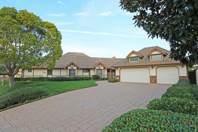 Rancho Bernardo, San Diego Single Family Home For Sale: 12230 Fairway Pointe Row