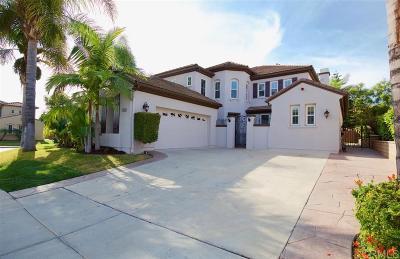 Chula Vista Single Family Home For Sale: 768 Crooked Path