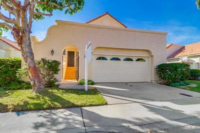Coronado Single Family Home For Sale: 40 Bridgetown Bend
