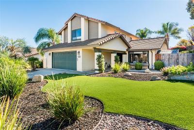 Escondido Single Family Home For Sale: 323 Elkhorn Ln