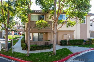 Carlsbad Townhouse For Sale: 6136 Paseo Granito