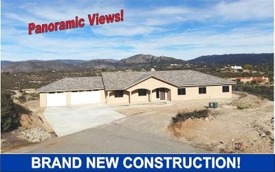 Valley Center Single Family Home For Sale: 27044 Calle De Encinas Ct
