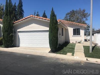 Single Family Home For Sale: 14955 Avenida Venusto #2