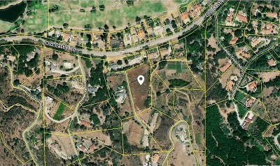 Valley Center Residential Lots & Land For Sale: Old Castle Rd #74