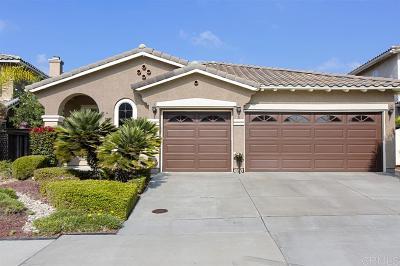 Rancho Del Rey Single Family Home For Sale: 981 Cordova Dr