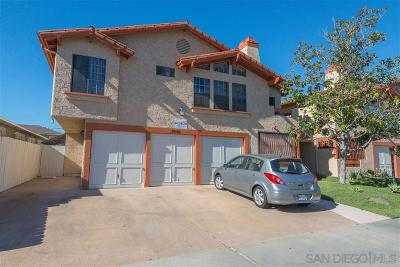 San Diego Attached Sold: 3946 Utah #2