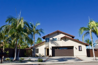 Bonita Single Family Home For Sale: 5531 Amadita Ln