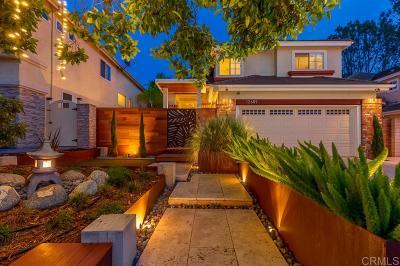 Single Family Home For Sale: 12689 Calle De La Siena