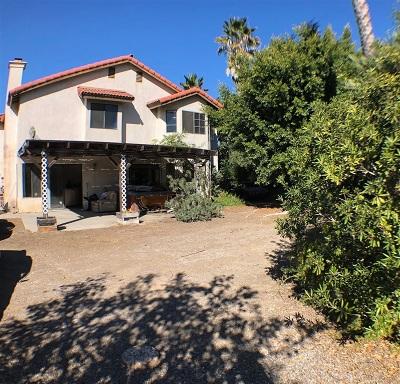 Chula Vista Single Family Home For Sale: 763 Cassia Pl
