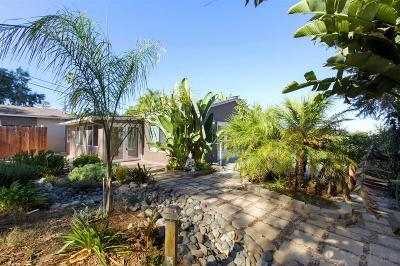 La Jolla Single Family Home For Auction: 7904 Calle De La Plata