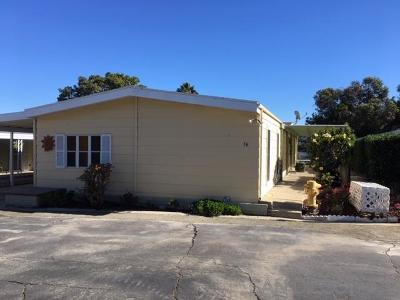 Mobile/Manufactured For Sale: 350 N El Camino Real #36
