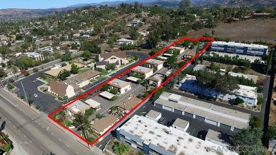 Escondido Multi Family 5+ For Sale: 1550-1568 S Juniper St