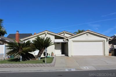 Single Family Home For Sale: 9116 Libra Dr.