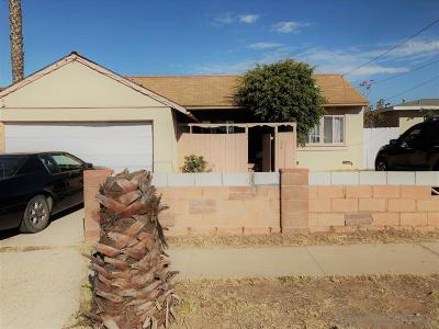 San Diego Single Family Home For Sale: 5226 Cervantes