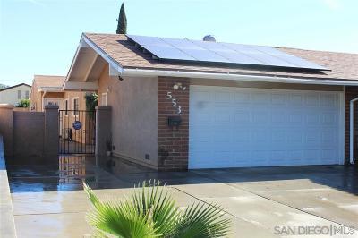 San Marcos Condo For Sale: 553 Charlotte Drive